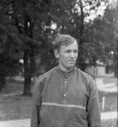 A. Jankauskas. Fotografas nežinomas
